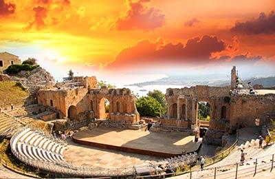 Naples Palermo