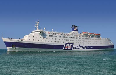 Adria Ferries Freight