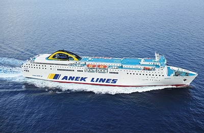 Anek Lines Freight