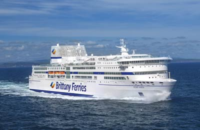 Brittany Ferries Freight