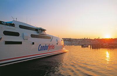 Condor Ferries Freight