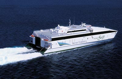 Irish Ferries Freight