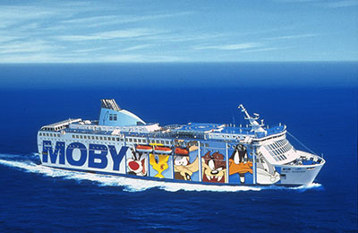 Moby Lines Freight