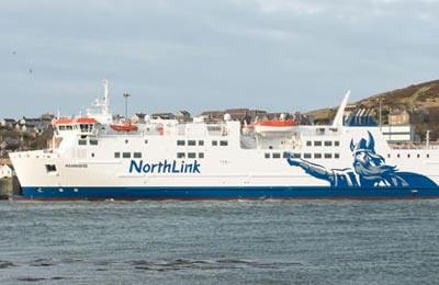 Northlink Ferries Freight