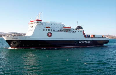 Isle of Man Steam Packet Freight