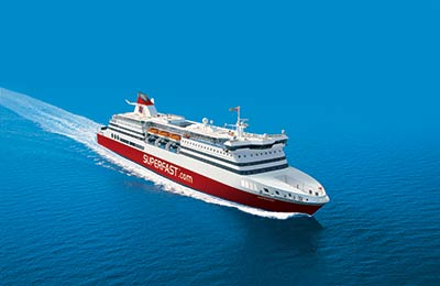 Superfast Ferries Freight