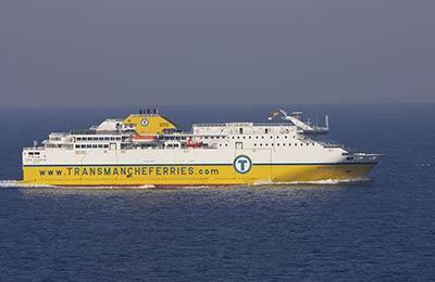 Transmanche Ferries Freight