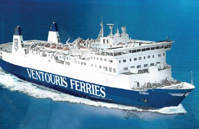 Ventouris Ferries Freight